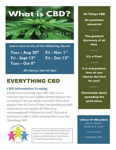 cbd oil flyer with all dates sm
